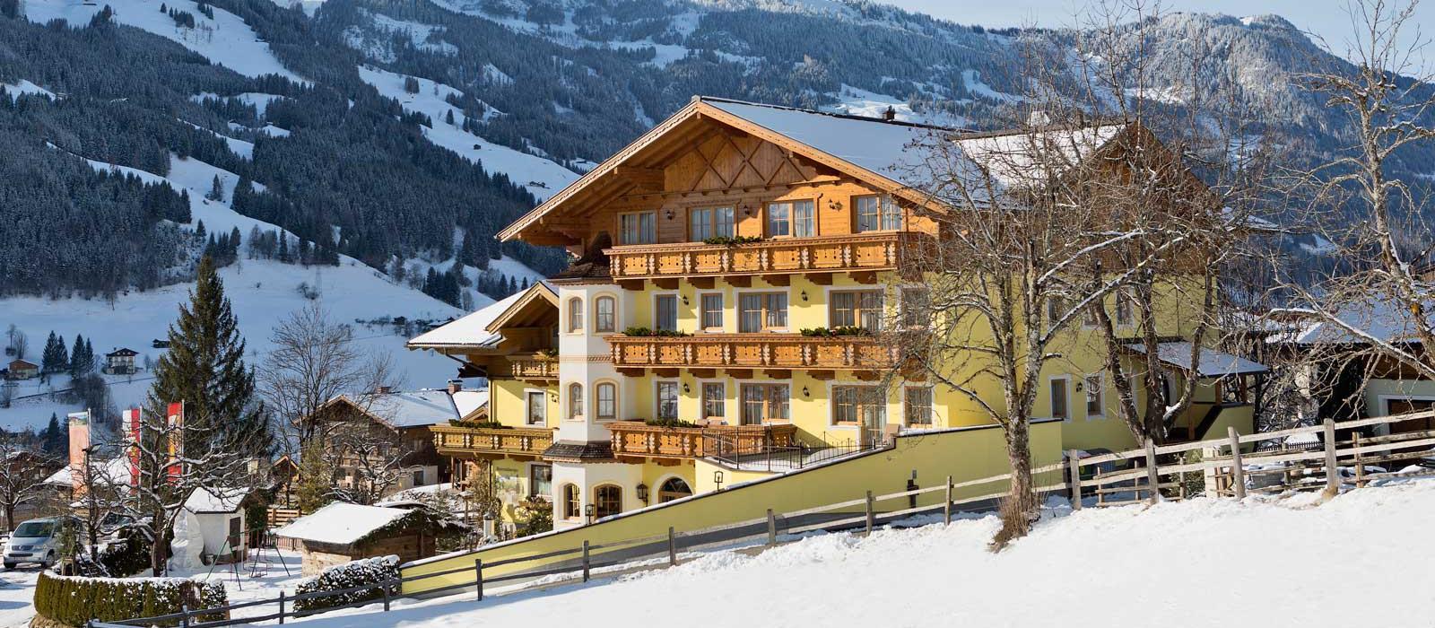 Winterurlaub im Untermüllnergut im Salzburgerland