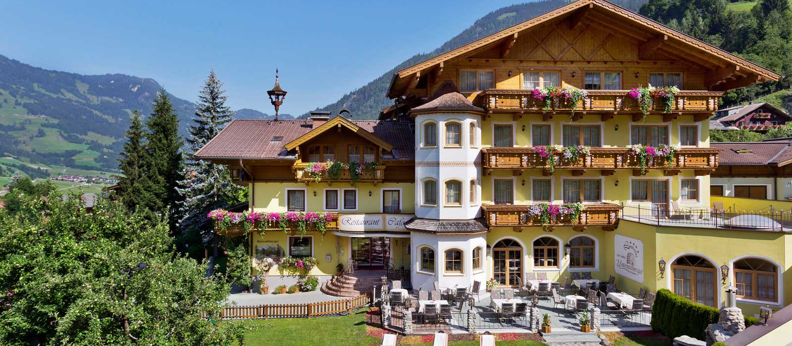 Almsommer im Landhotel in Dorfgastein