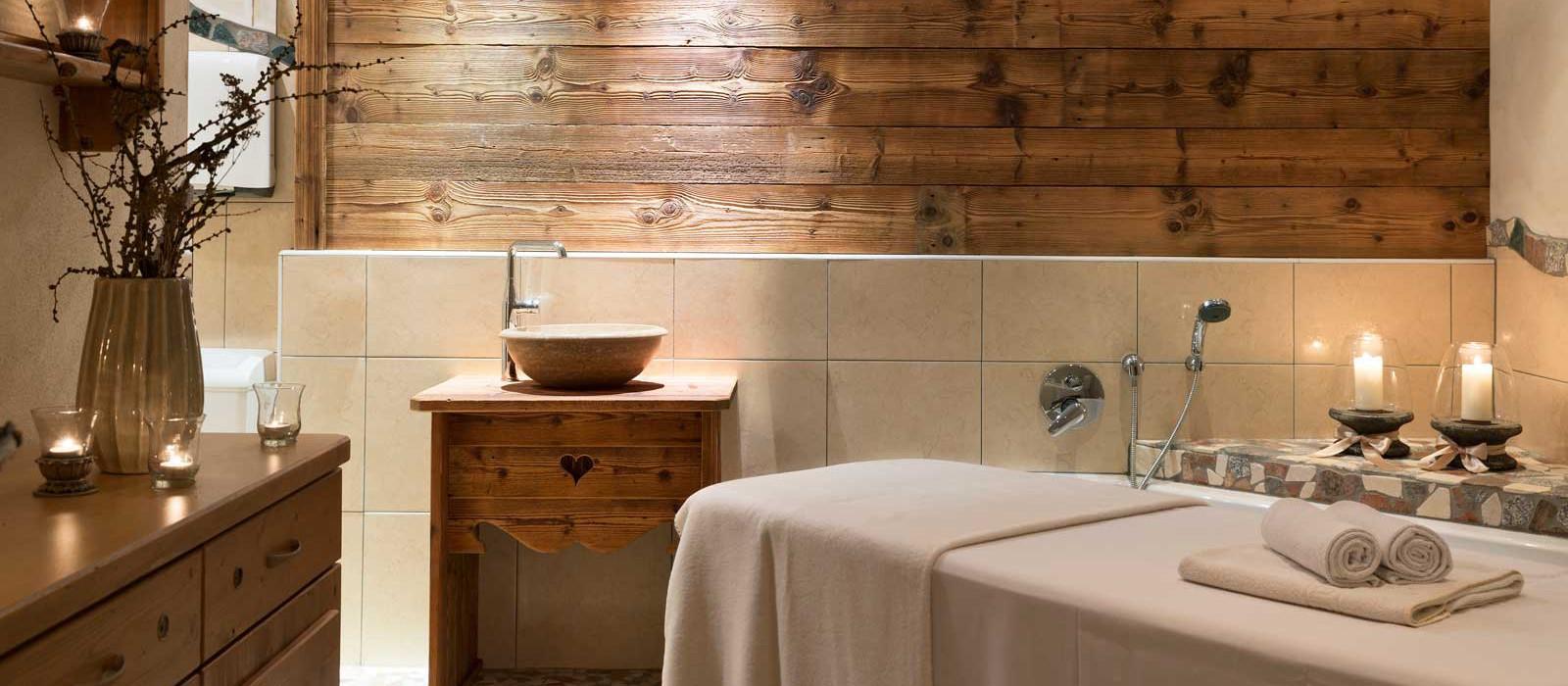 Massage und Wellness im Landhotel