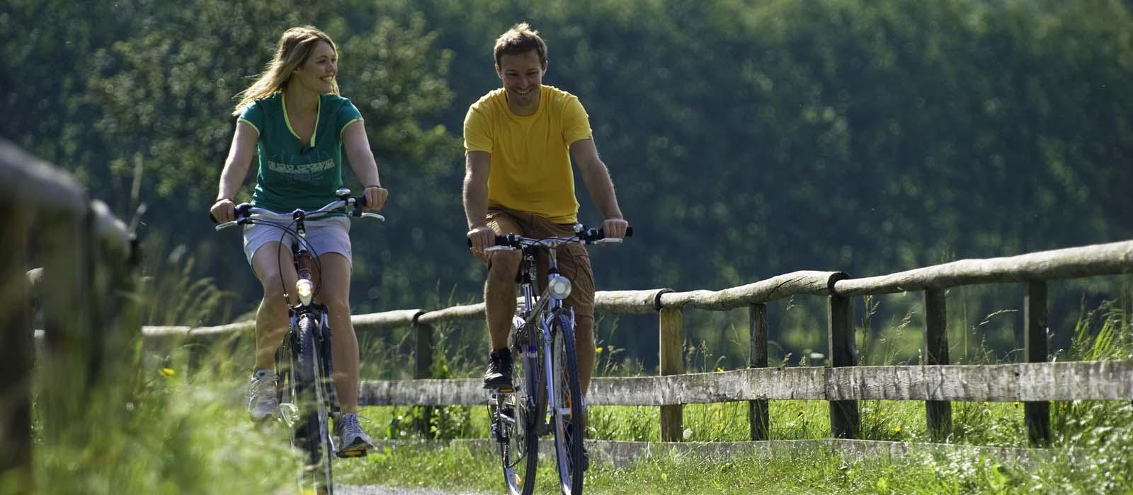 Radfahren in Gastein