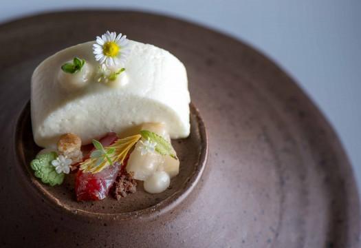 Birnenbaum-Dessert